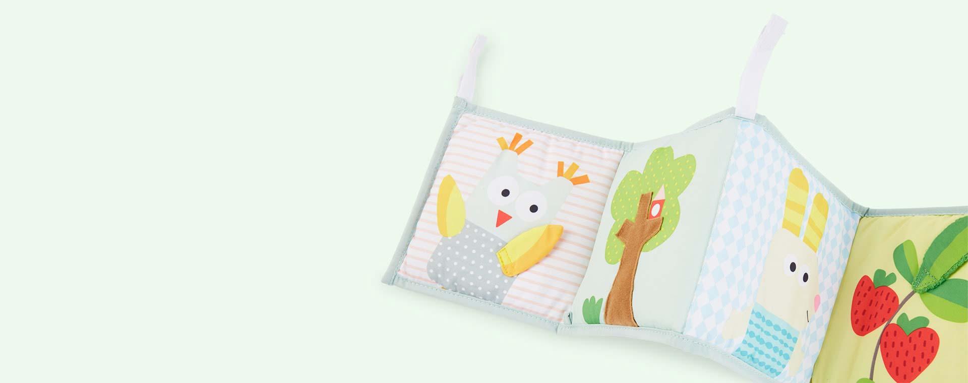 Multi taf toys 3 in 1 Baby Book