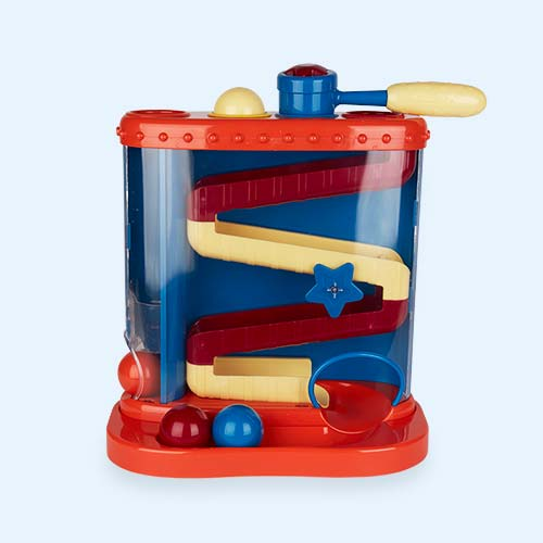 Multi Battat Pound & Roll Activity Toy