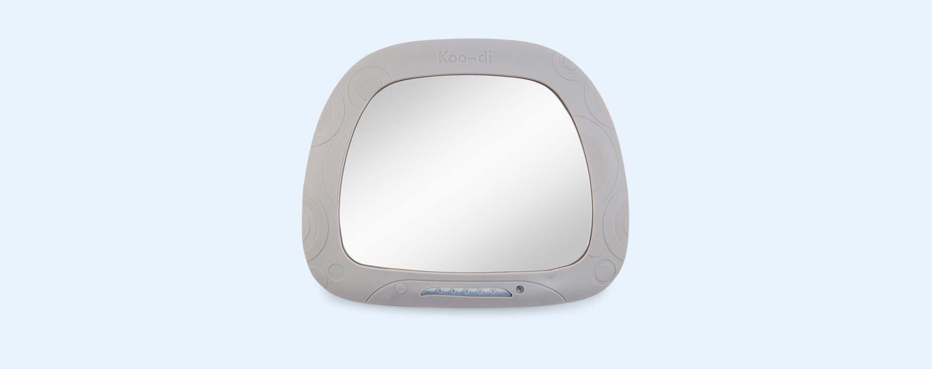Grey Koo-di Light-Up Car Mirror
