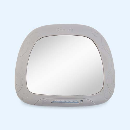Grey Koo-di Light-Up Car Mirror