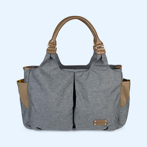 Grey Koo-di Lottie Changing Bag
