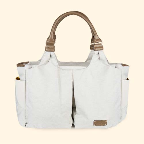 Beige Koo-di Lottie Changing Bag