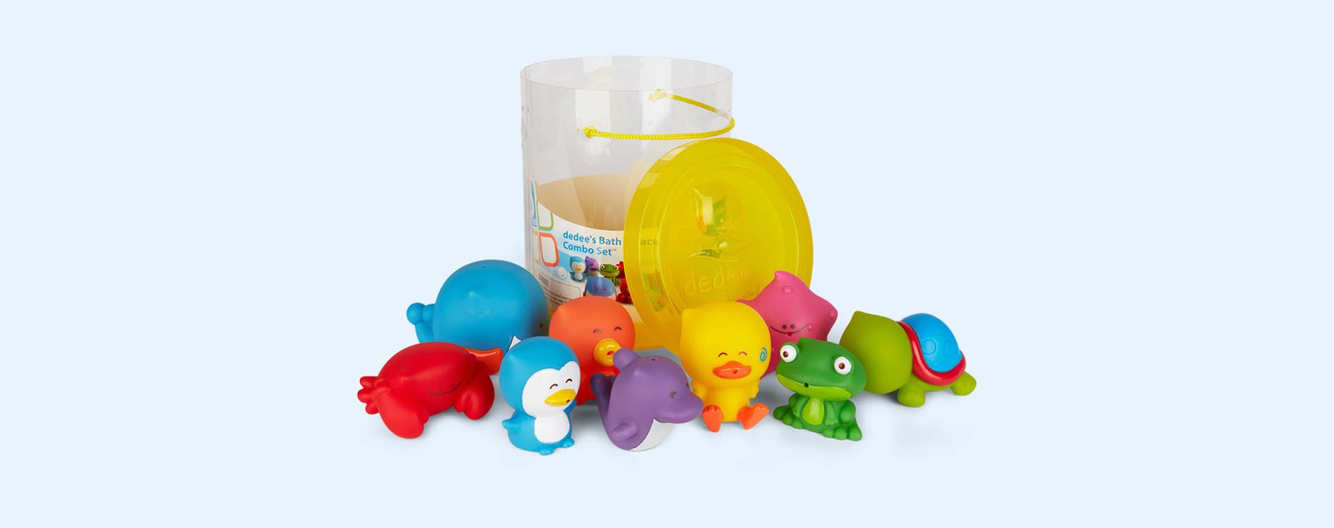 Multi B Kids Bath Parade Combo Bath Toys