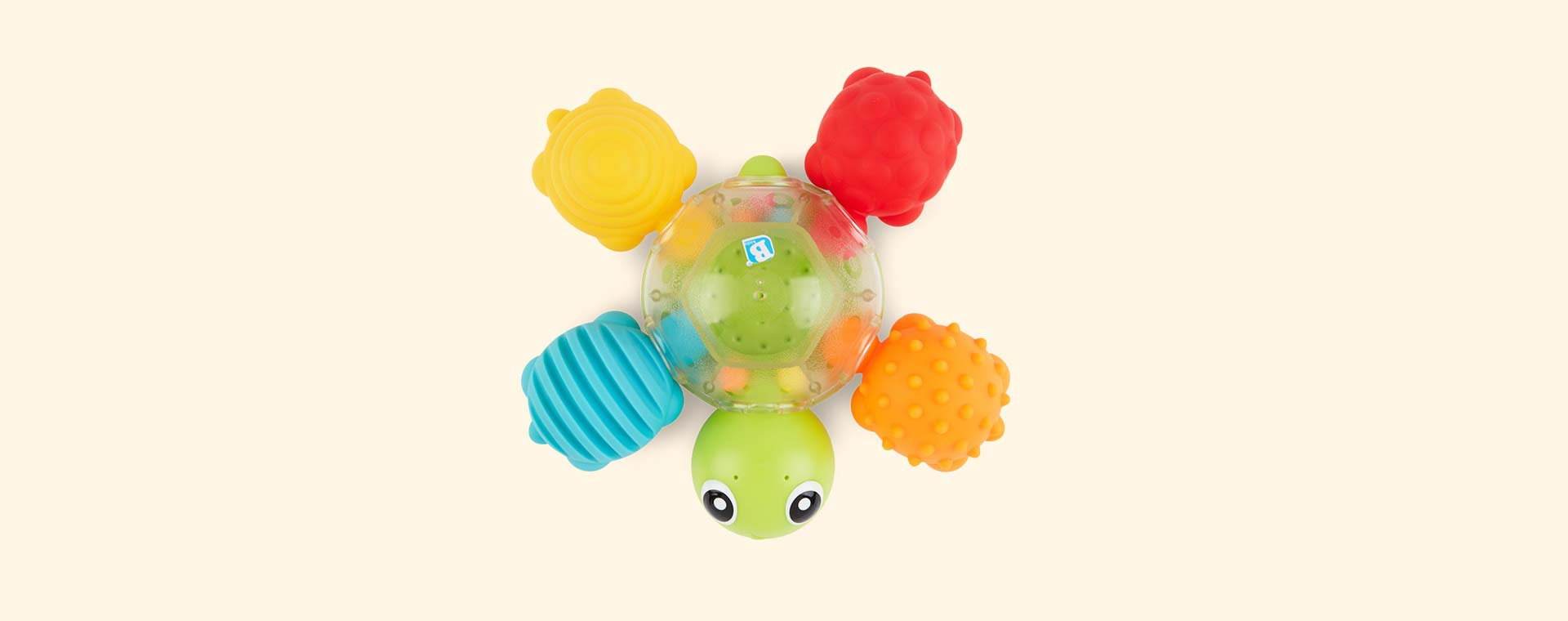 Multi B Kids Senso' Snap & Play Bath Turtle