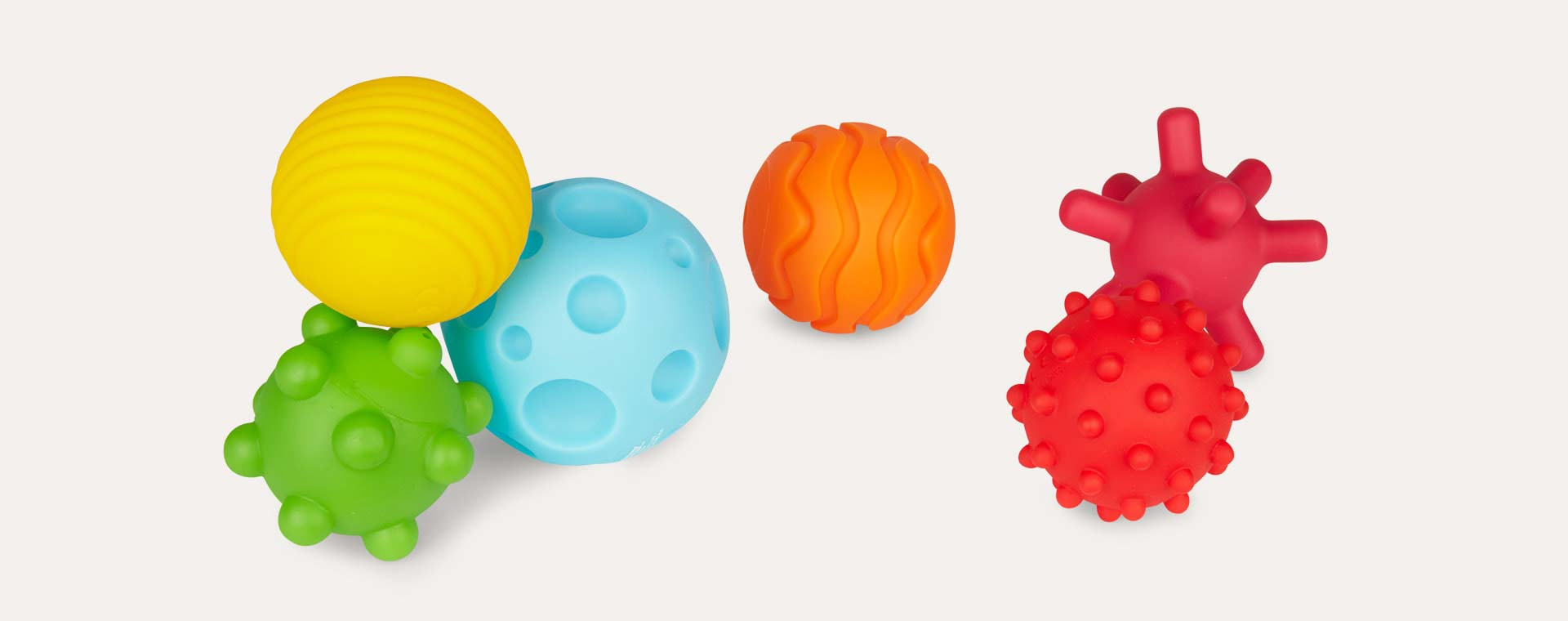 Multi B Kids Textured Multi Ball Set