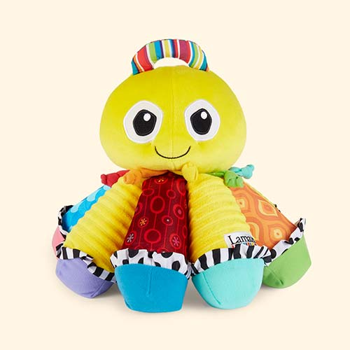 Multi Lamaze Octotunes Activity Toy