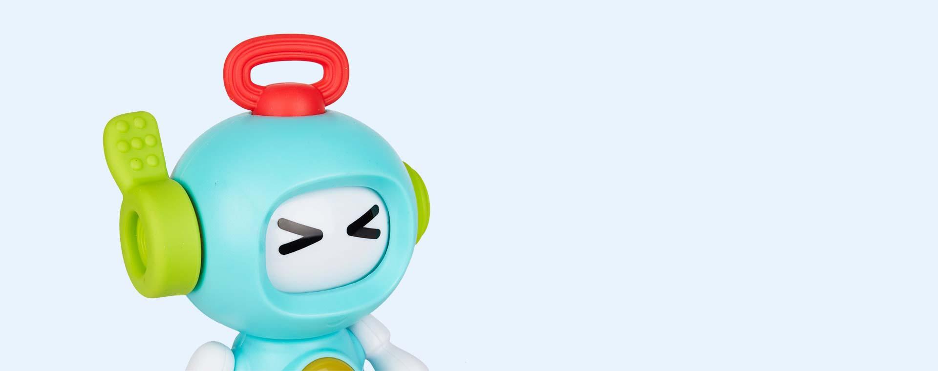 Multi B Kids Sensory Discovery Robot