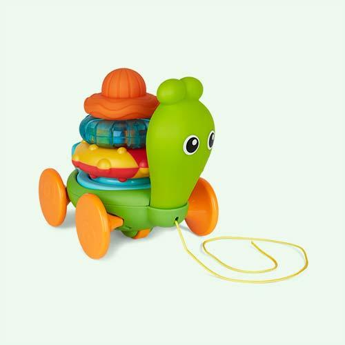 Multi B Kids Sensory Pull Along Snail