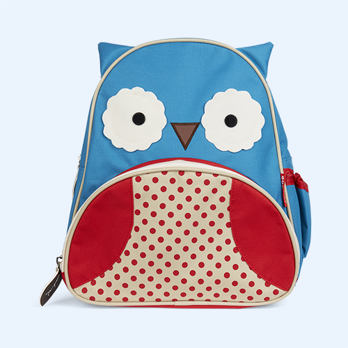 Owl Skip Hop Zoo Kids Backpack