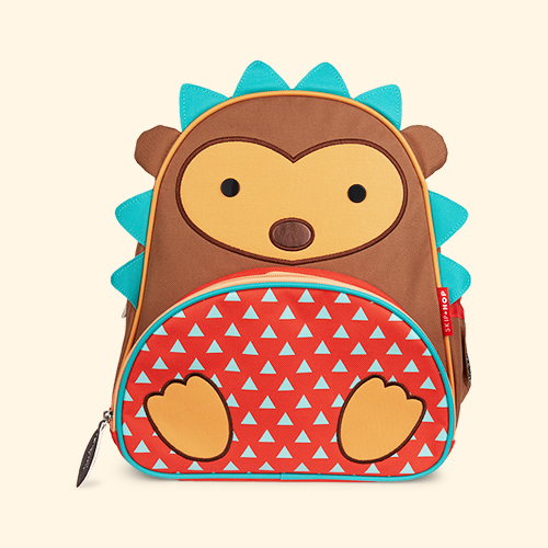 Hedgehog Skip Hop Zoo Kids Backpack