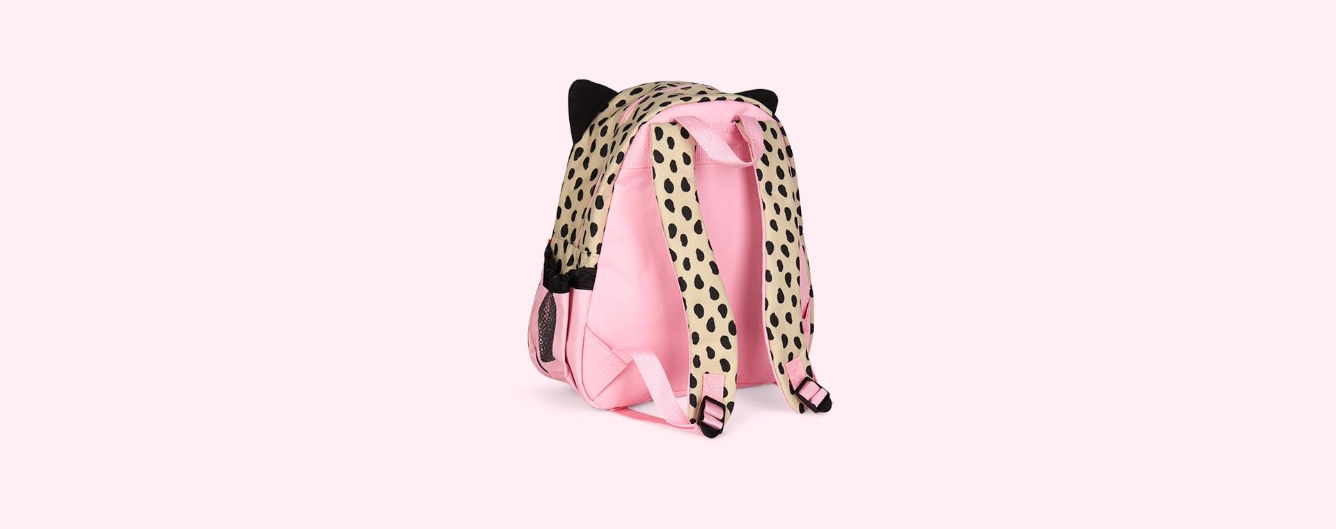 Leopard Skip Hop Zoo Kids Backpack