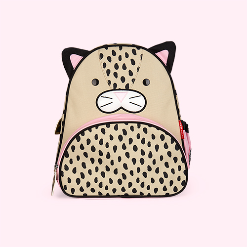 Leopard Skip Hop Zoo Kids Backpack