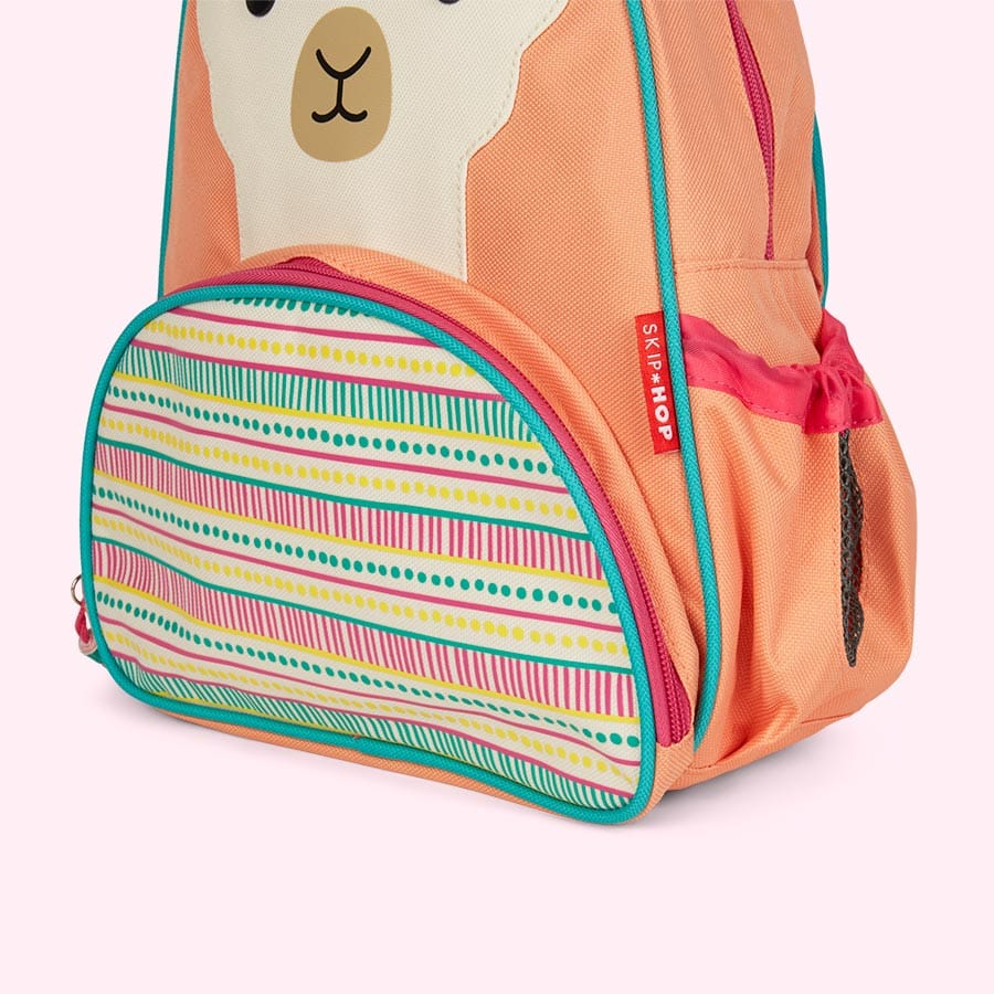 Llama Skip Hop Zoo Kids Backpack