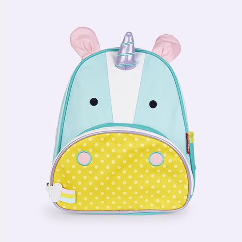 Unicorn Skip Hop Zoo Kids Backpack