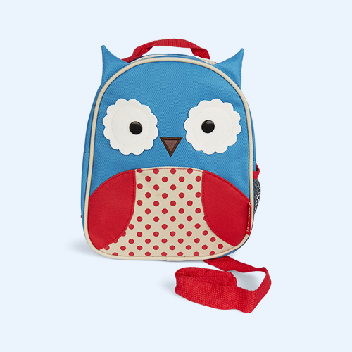Owl Skip Hop Zoolet Mini Backpack with Reins