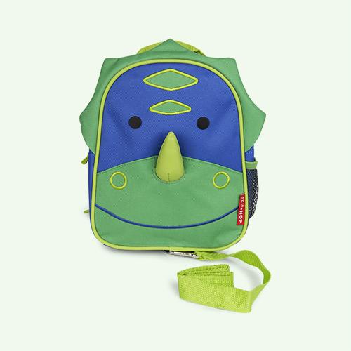 Dinosaur Skip Hop Zoolet Mini Backpack with Reins