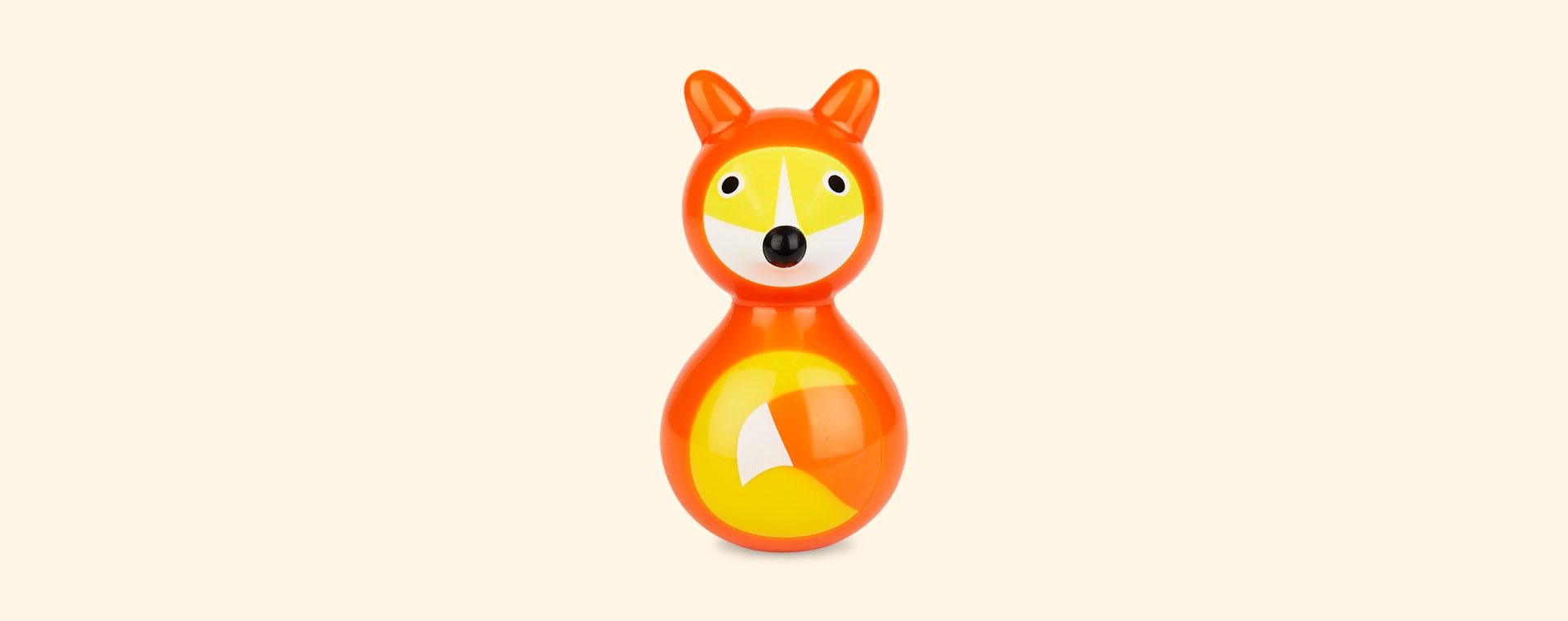 Fox Kid O Wobble Toy