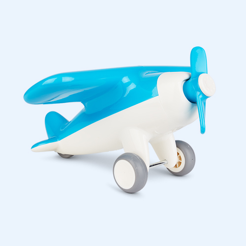 Blue Kid O Air Plane