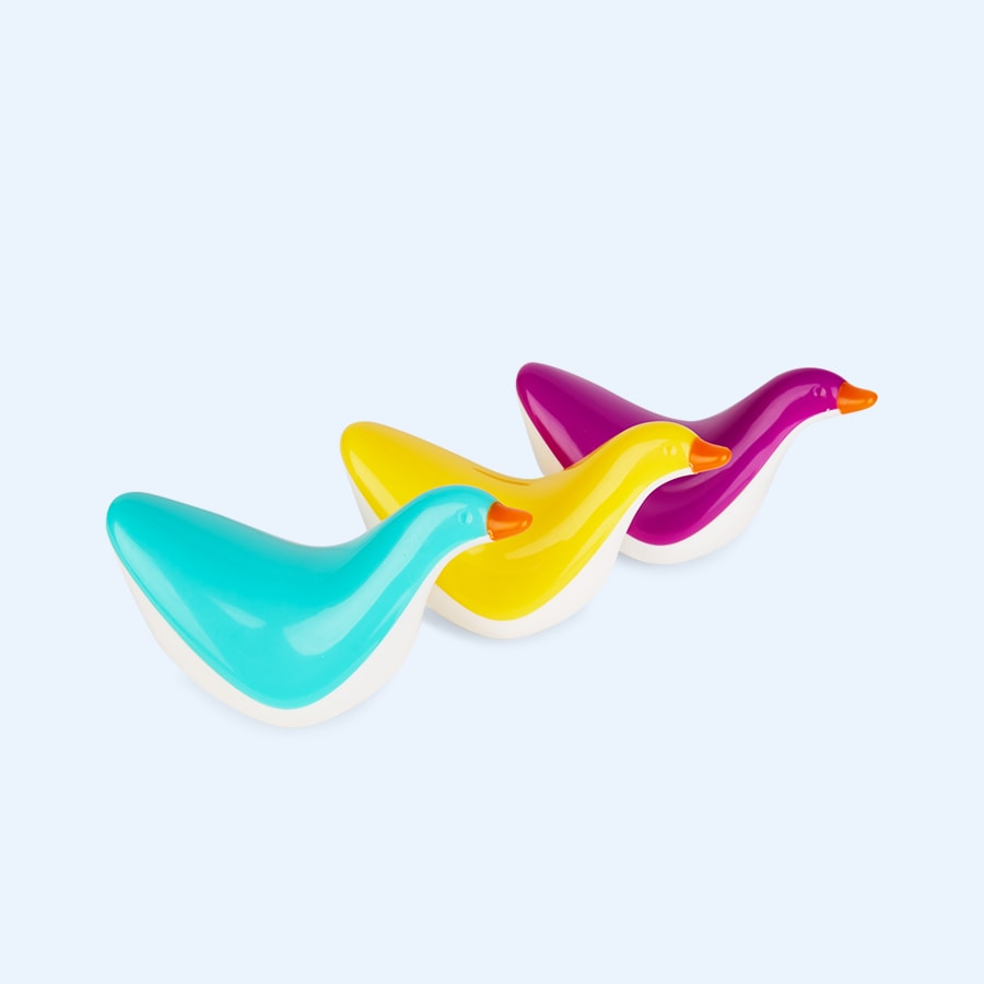 Multi Kid O Small Floating Duck - 3 Pack