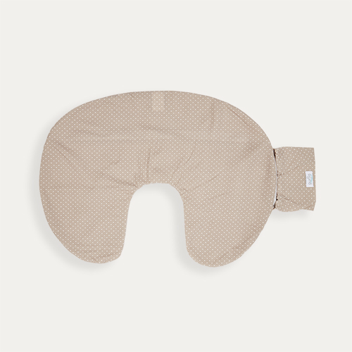 Soft Truffle PurFlo Curve Feeding Pillow Replacement Cover