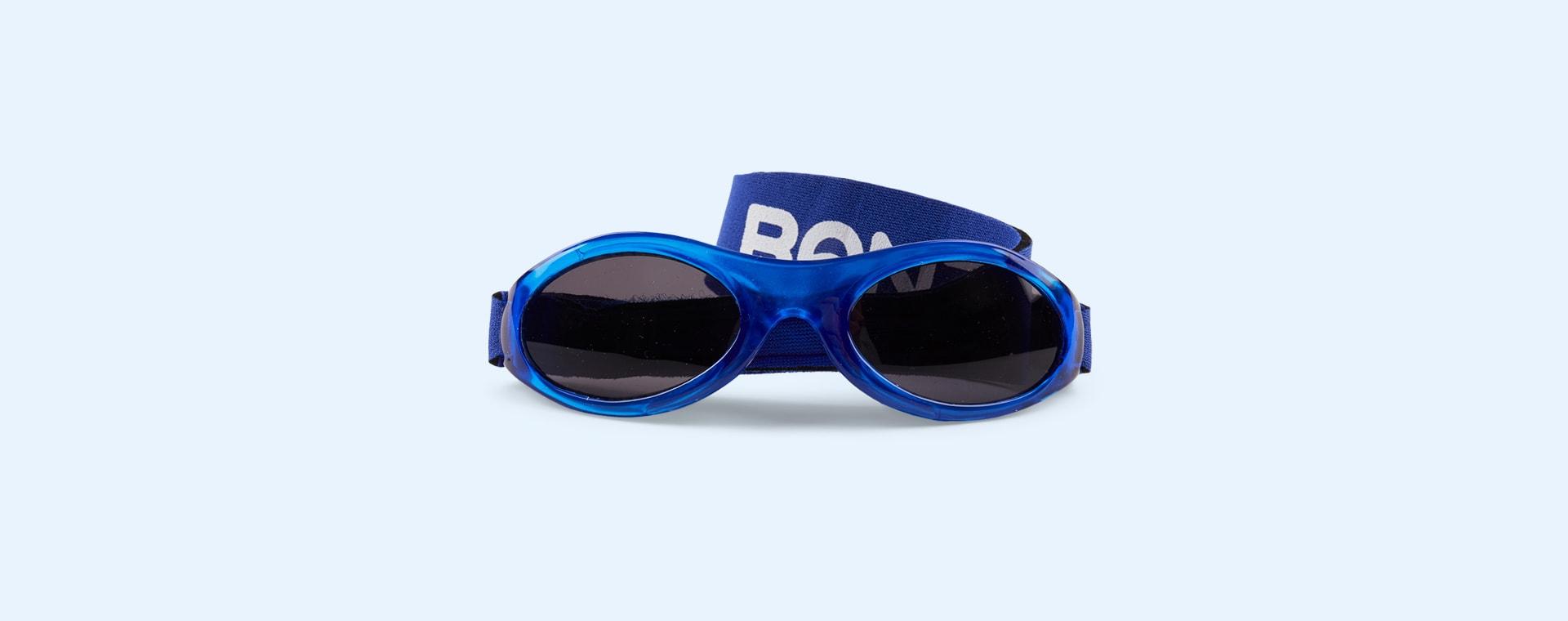 Dark Blue Banz Adventure Sunglasses