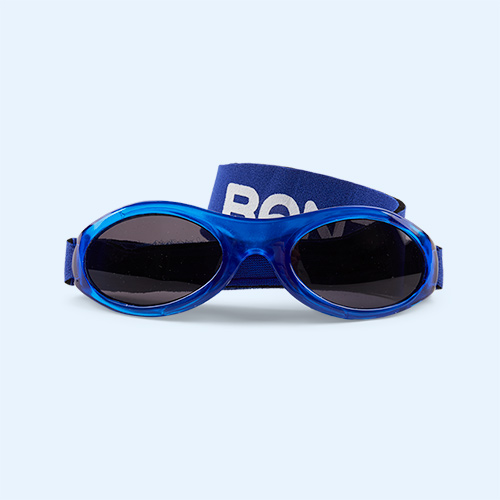 Dark Blue Banz Adventure Sunglasses