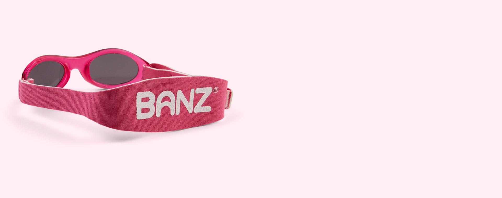 Pink Banz Adventure Sunglasses