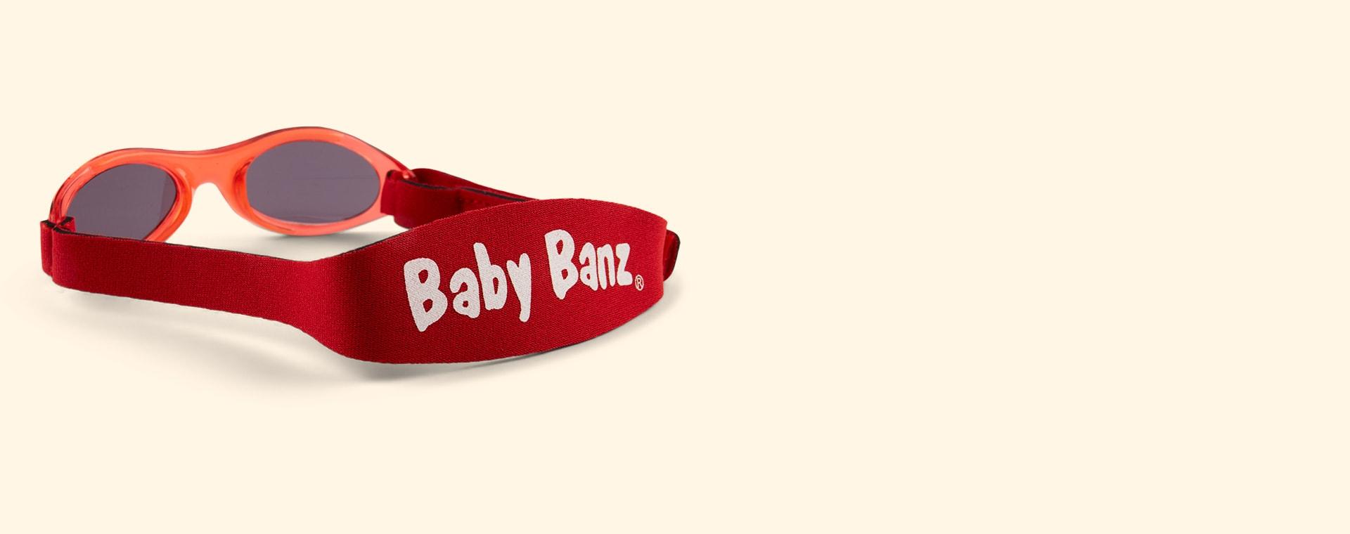 Red Banz Adventure Sunglasses