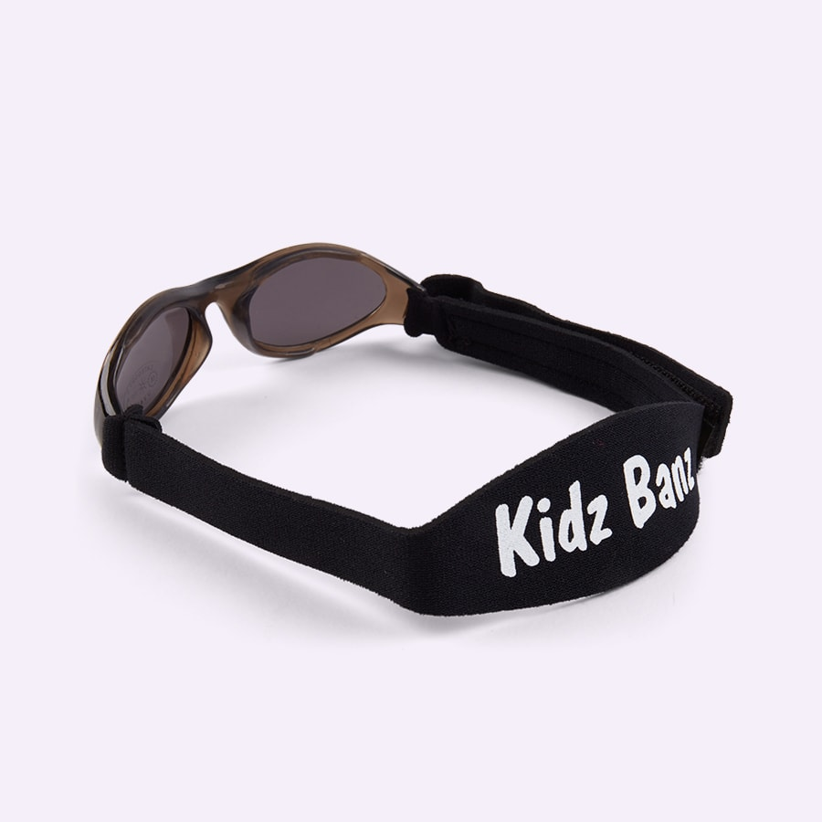 Black Banz Kids' Sunglasses