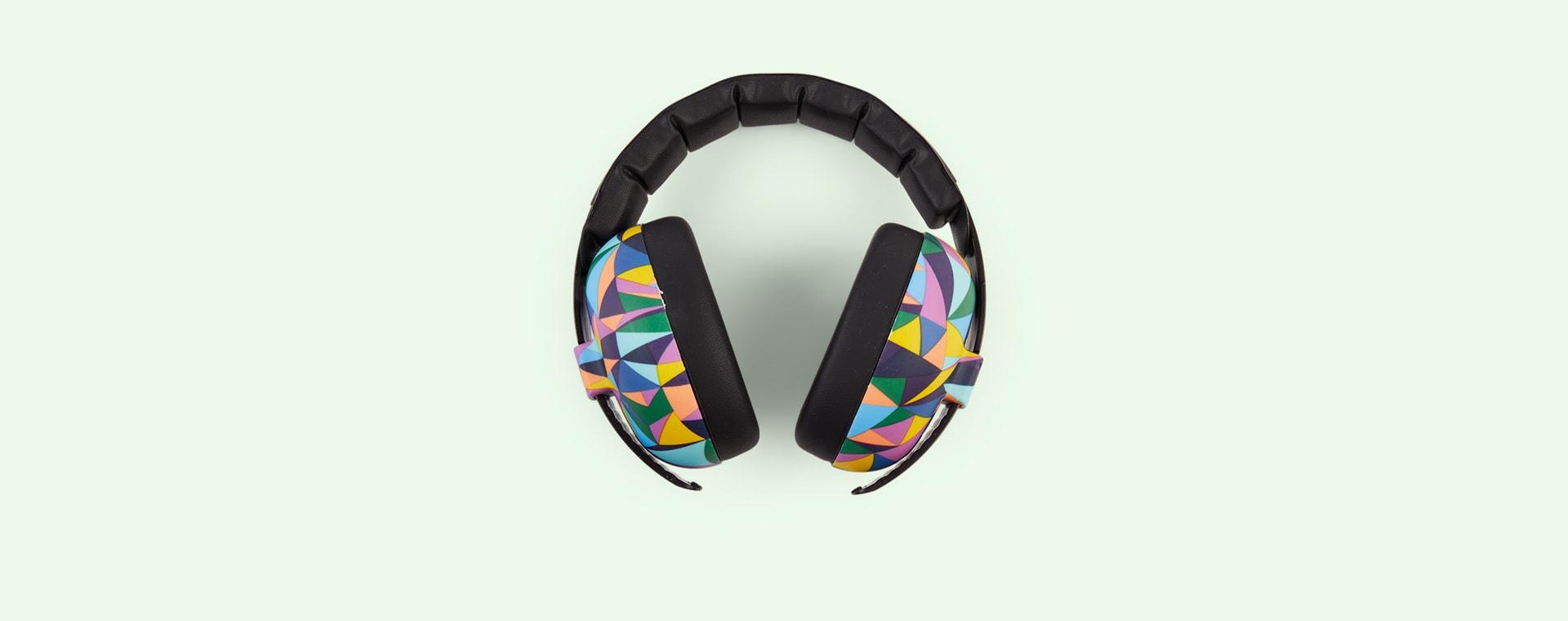 Kaleidoscope BANZ Baby Ear Defenders