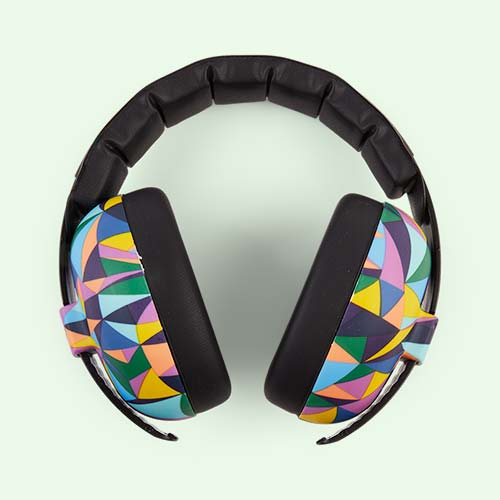 Kaleidoscope Banz Baby Ear Defenders