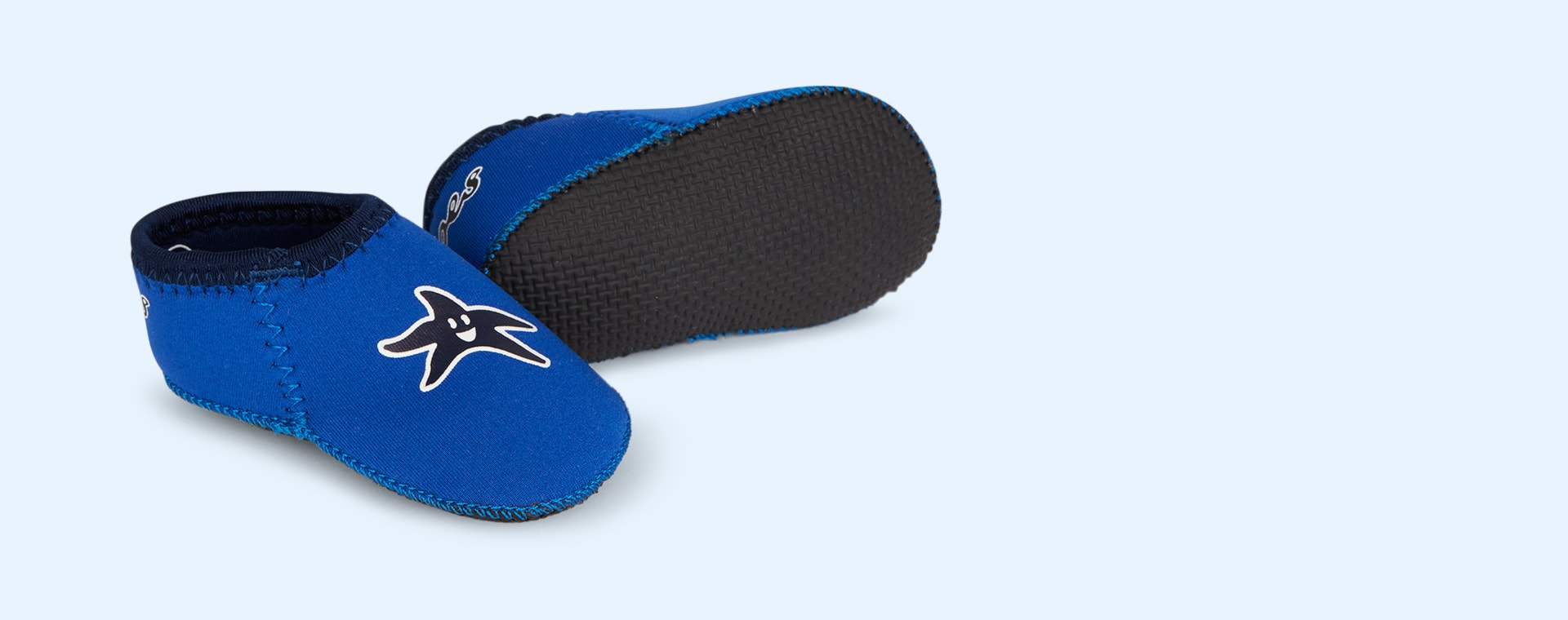 Blue Sunproof Shore Feet Beach Padders