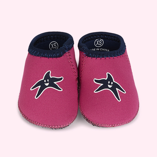 Pink Sunproof Shore Feet Beach Padders