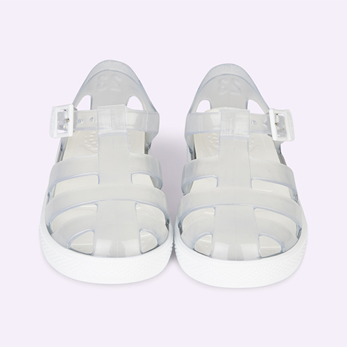 Clear igor Tenis Jelly Shoe