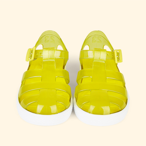 Amarillo igor Tenis Jelly Shoe