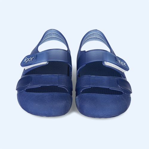 Blue igor Bondi Jelly Shoe