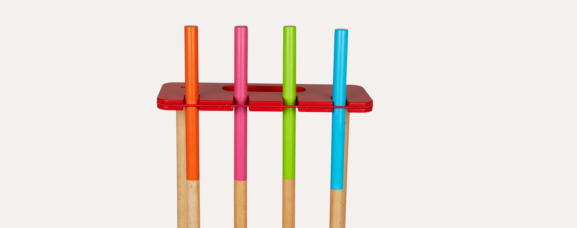 Multi Janod Family Croquet Set