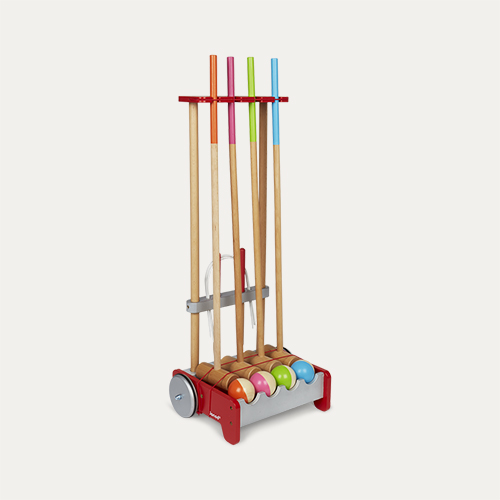Multi Janod Family Croquet Set