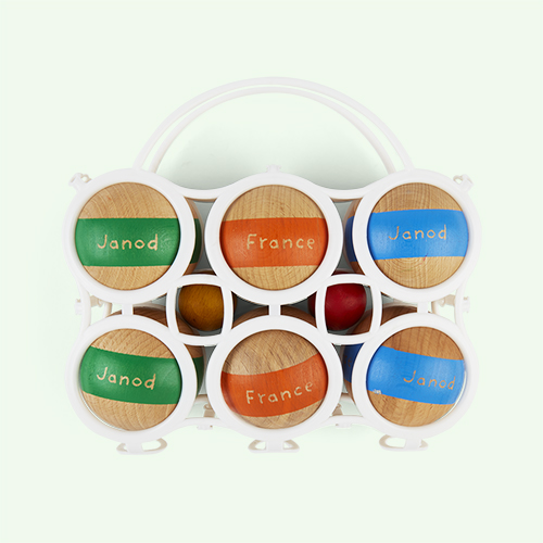 Multi Janod Wooden Boules Set