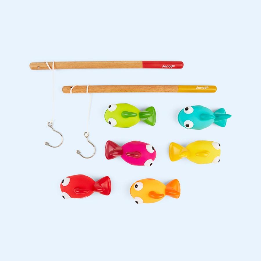 Multi Janod Fishy Fishing Game
