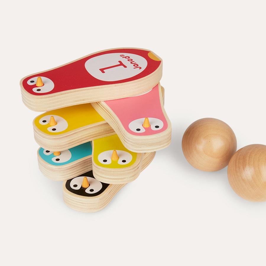 Multi Janod Penguin Skittle Game
