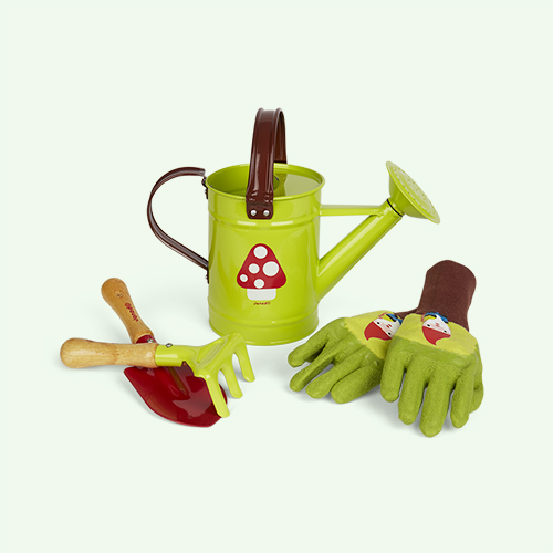Green Janod Little Gardener Playset