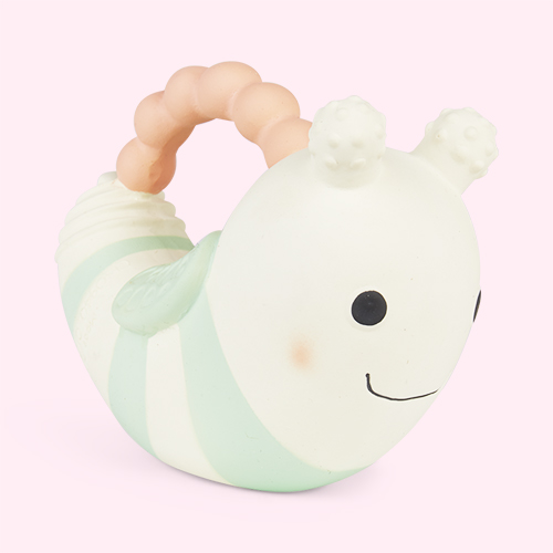 Cream B. Toys Bumble B Teether