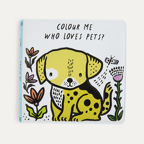 Pets Wee Gallery Colour Me Bath Book