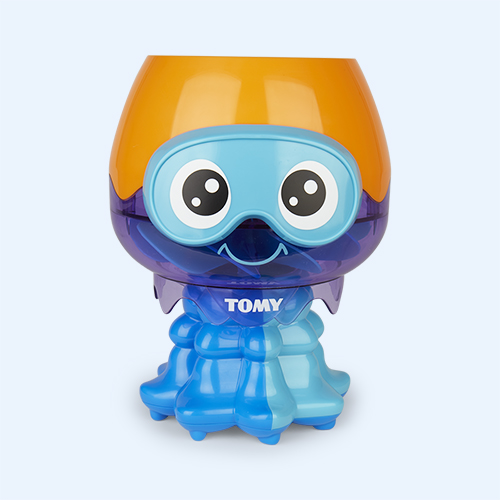 Blue TOMY Spin & Splash Jellyfish
