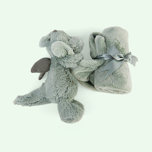 Bashful Dragon Jellycat Animal Soother