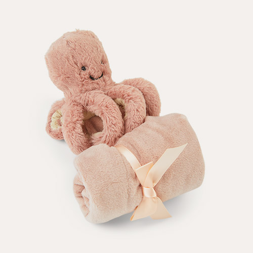 Odell Octopus Jellycat Animal Soother