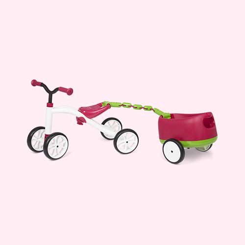 Pink Chillafish Quadie & Trailie Ride-On Quad