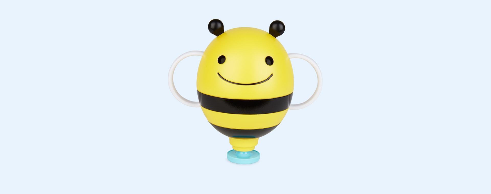 Yellow Skip Hop Zoo Bee Fountain Bath Toy