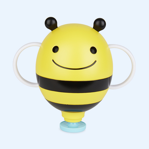 Yellow Skip Hop Zoo Bee Fountain Bath Toy